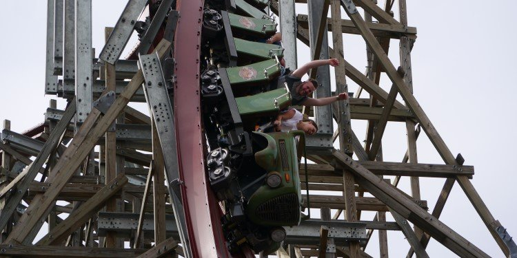 Kings Dominion Opening Day Report!