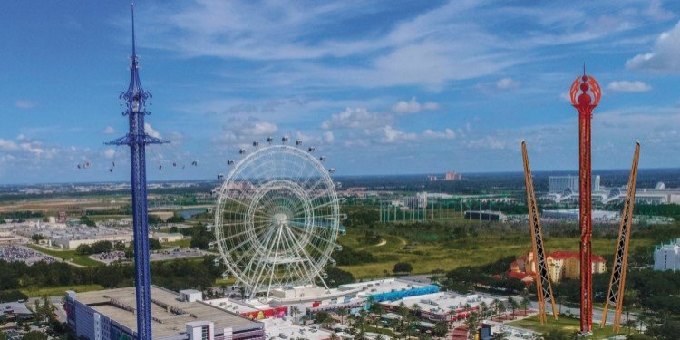 World's Tallest Free Fall & Slingshot Coming to Orlando!