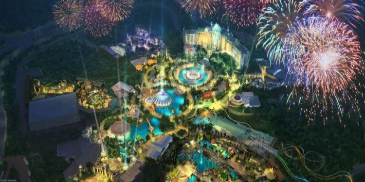 Universal's Epic Universe Coming to Florida!