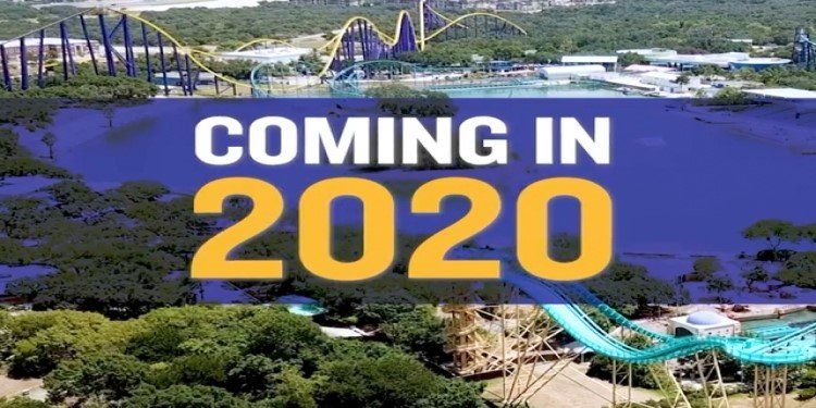 New Coaster Coming to SeaWorld San Antonio!