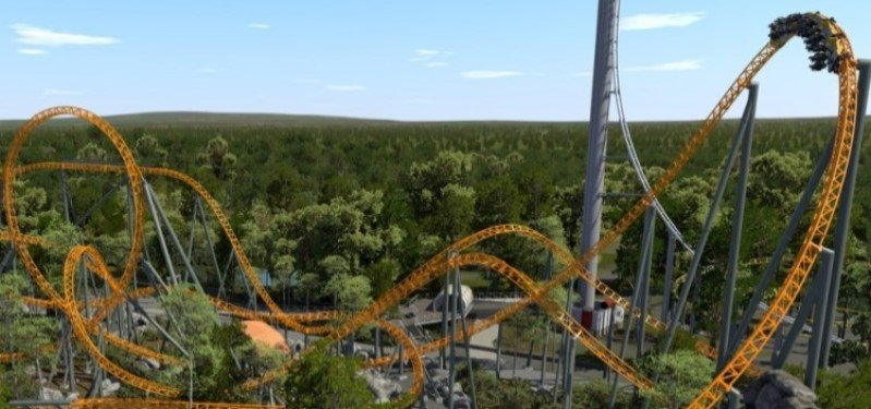 New Attractions coming to Dreamworld!