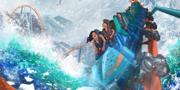 Ice Breaker Coming to SeaWorld Orlando!
