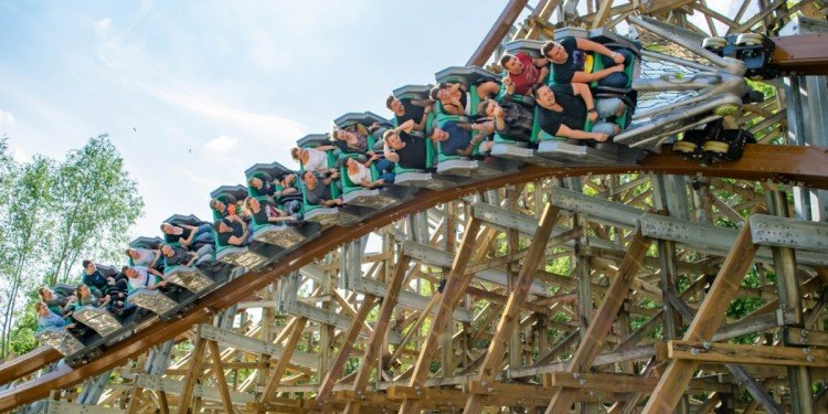 A.J. vs. TPR's 2019 Europe Trip: Walibi Holland!