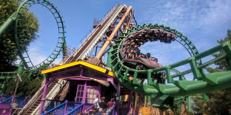 Canobie Coaster's World Adventures: Gardaland!