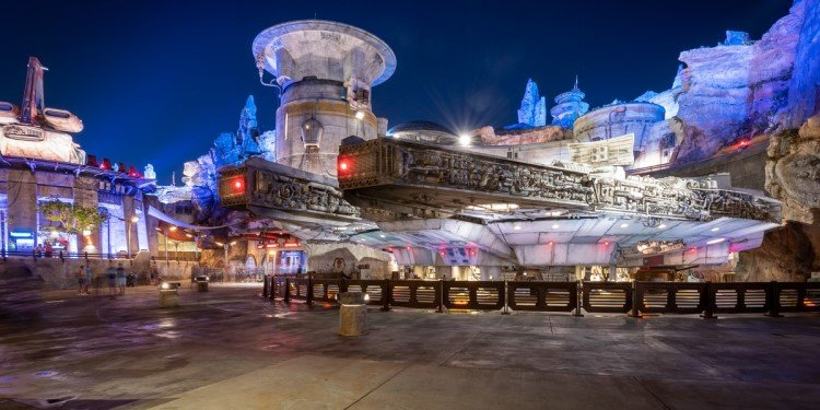 Great Trip Report from Galaxy's Edge!