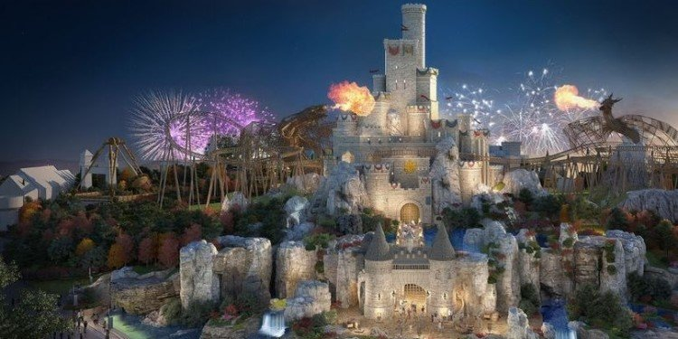 "First Look at the Proposed ""London Resort""!"