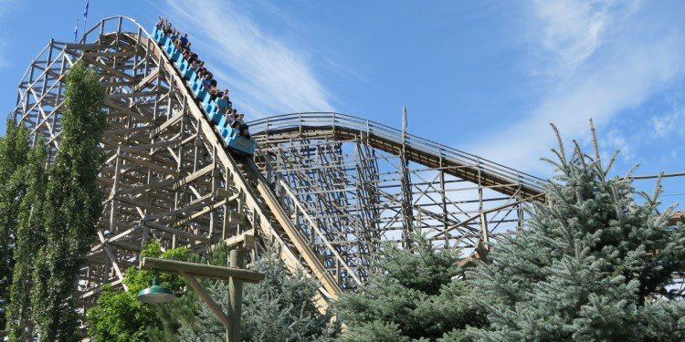 Canobie Coaster's World Adventures: Silverwood!
