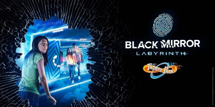 Black Mirror Labyrinth Coming to Thorpe Park!