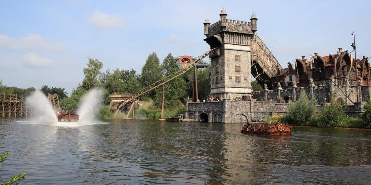 Andy's Europe Trip Report: Efteling, Part 1!
