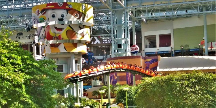 Great Trip Report from the Mall of America!