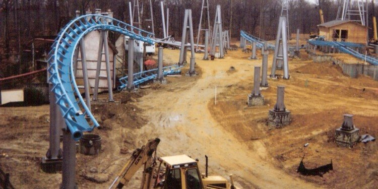 Check Out These Drachen Fire Construction Photos!
