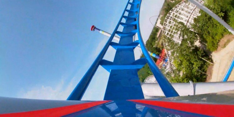Take a Ride on Kings Island's Orion!