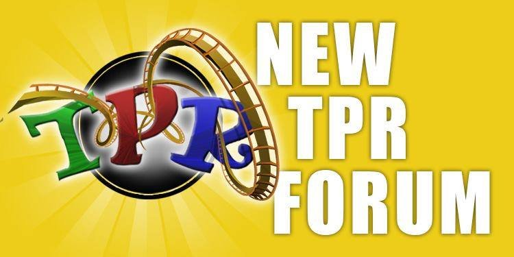 Welcome to the New TPR Forum!