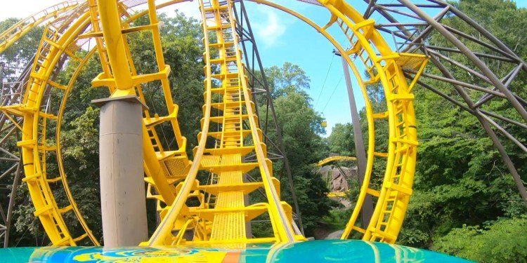 Front-Seat POV of the Loch Ness Monster!