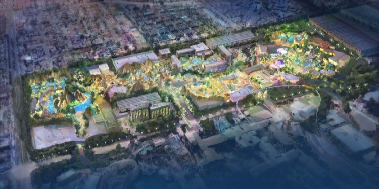 A New Master Plan for the Disneyland Resort!
